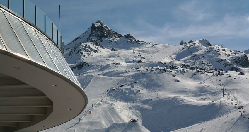 Ischgl: la estación de esquí más popular de Austria