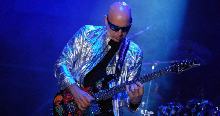 Joe Satriani: el mago de la guitarra