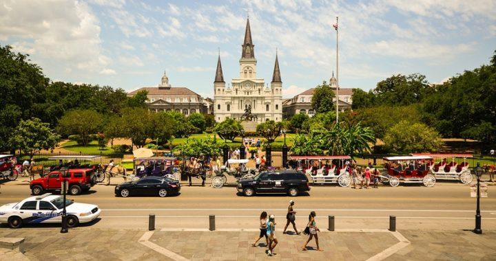 Nueva Orleans, un destino casi obligatorio