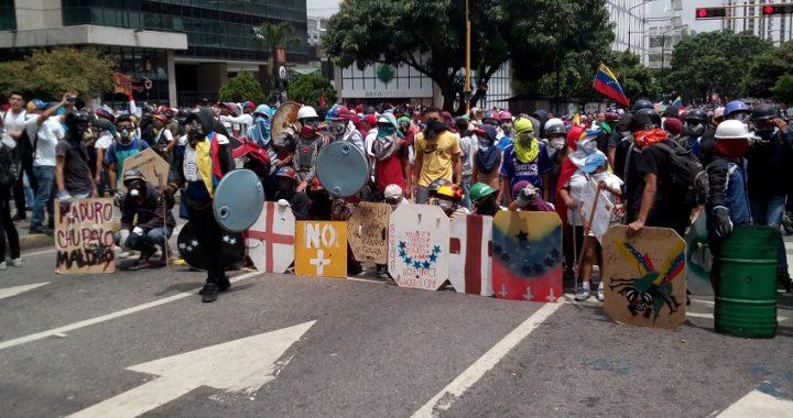 La crisis de Venezuela en cifras
