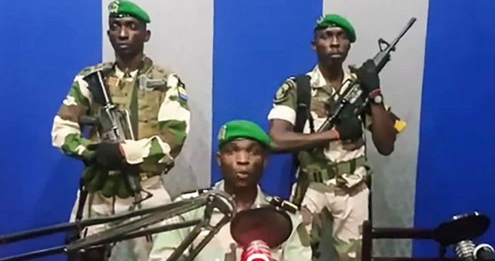 Gabón frustra el golpe de Estado de los rebeldes del ejército