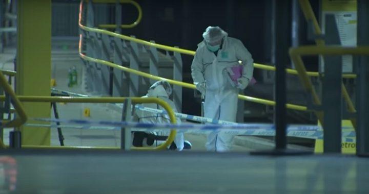 """El ataque con arma blanca de Manchester es objeto de """"investigación terrorista"""""""
