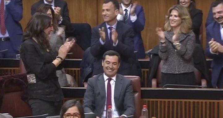 Juan Manuel Moreno Bonilla, nuevo presidente de la Junta de Andalucía