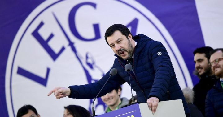 Matteo Salvini dice que Italia y Polonia podrían construir una nueva Europa
