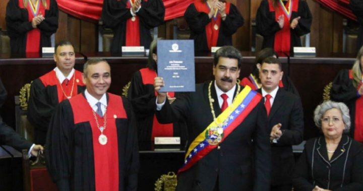 Nicolás Maduro asume el segundo mandato en medio de un creciente malestar social