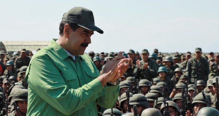 Maduro, abierto a adelantar comicios legislativos, pero no presidenciales