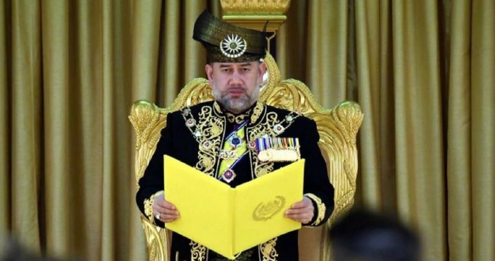Rey de Malasia abdica repentinamente sin ningún tipo de explicación