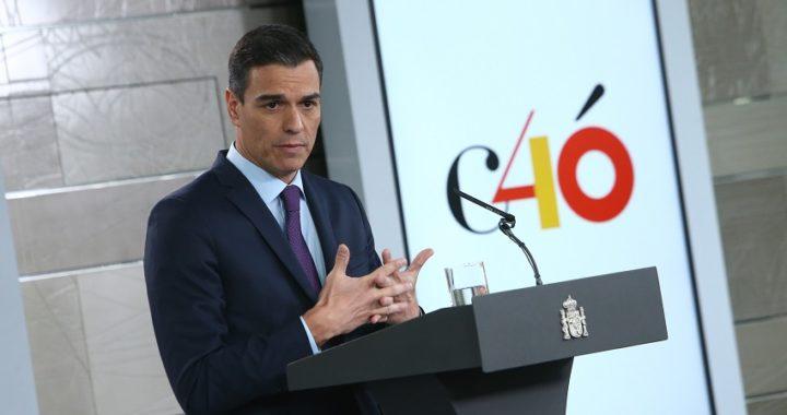 Sánchez anuncia que aprobará los Presupuestos en el Consejo de Ministros de este viernes
