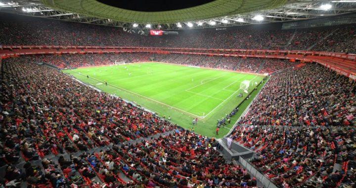 Récord de asistencia en San Mamés de un partido de fútbol femenino en España