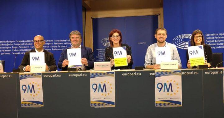 El Parlamento Europeo propone declarar el 9 de mayo como festivo en toda la UE
