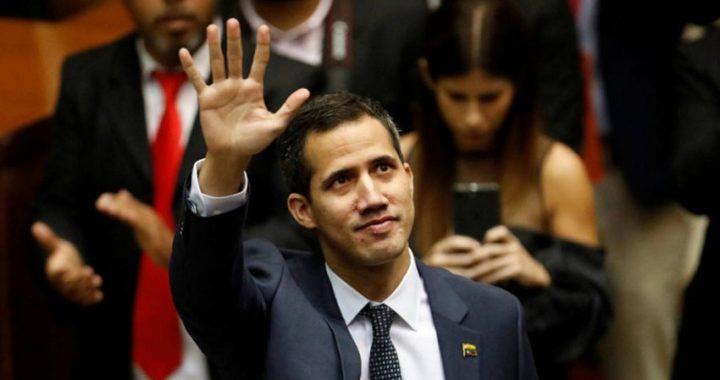 Guaidó dice que está trabajando para restablecer los lazos con Israel