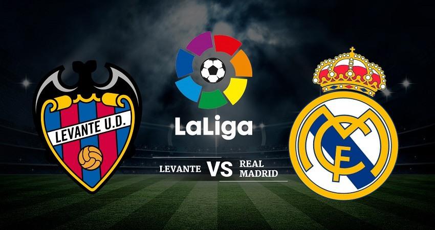 A Qué Hora Juega El Madrid Levante Real Madrid De La Liga