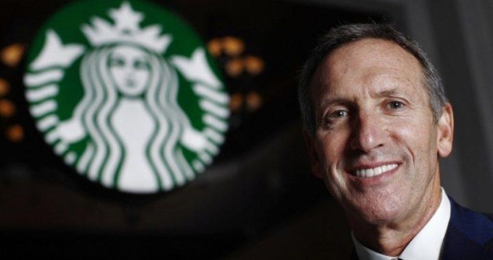 Los demócratas temen la reelección de Trump si el ex CEO de Starbucks, Howard Schultz, se postula a las presidenciales