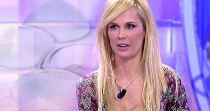 Miriam Sánchez ha sido detenida por presunto robo en unos grandes almacenes