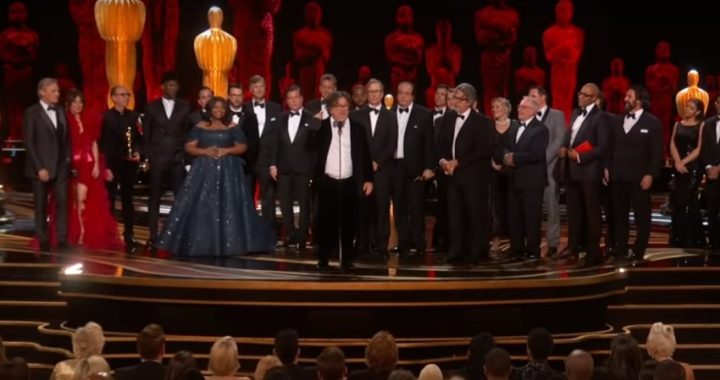 'Green Book', 'Bohemian Rhapsody' y 'Roma', triunfan en la Gala de los Oscar 2019