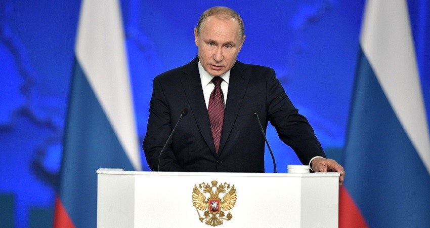 Putin advierte que Rusia apuntara sus misiles a EEUU