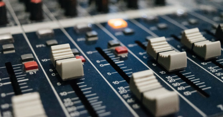 ¿Qué es un estudio para música electrónica?
