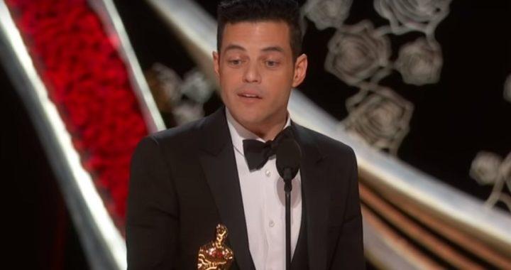 Rami Malek fue atendido por los servicios de emergencia tras caer del escenario en los Oscar 2019