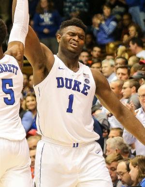 Zion Williamson Duke