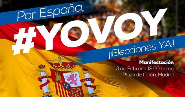 PP, Ciudadanos y Vox convocan una manifestación el domingo en Madrid por las cesiones de Sánchez al independentismo catalán