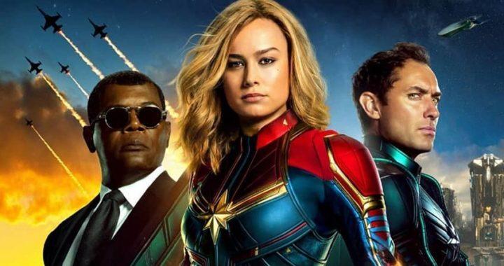 """Crítica de """"Capitana Marvel"""""""
