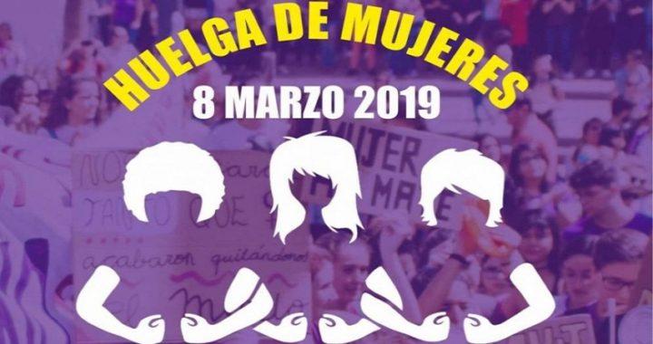 8 de marzo de 2019: Día Internacional de la Mujer