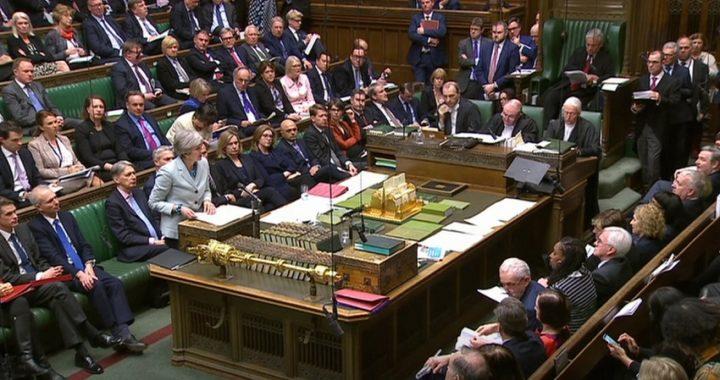 El Parlamento británico se hace cargo del Brexit