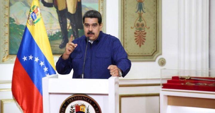 Maduro dice que los apagones son un complot de Trump, y éste retirará a todos sus diplomáticos de Venezuela