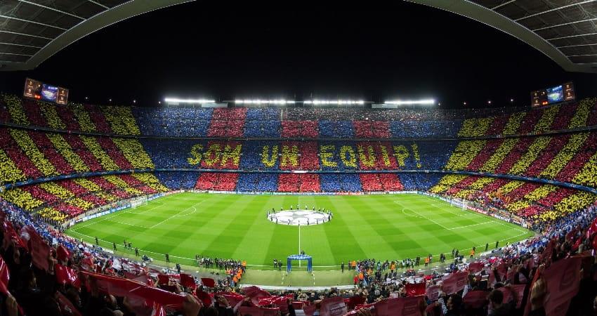 barça unico representante español champions
