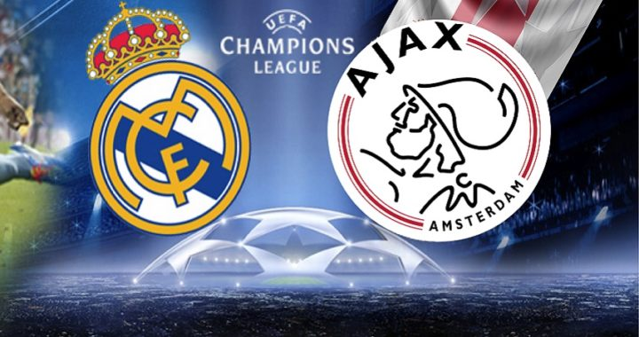 A qué hora juega el Madrid vs. Ajax de los Octavos de Final de la UEFA Champions League
