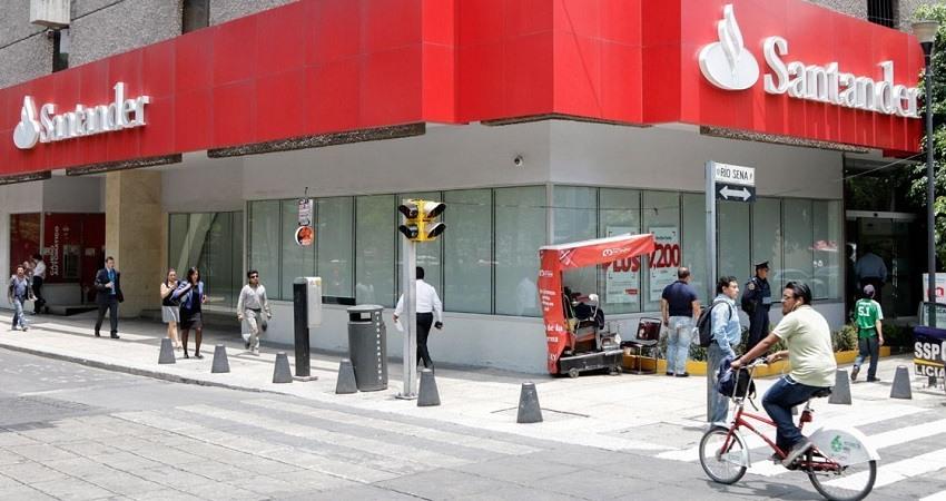 Banco Santander Mexico