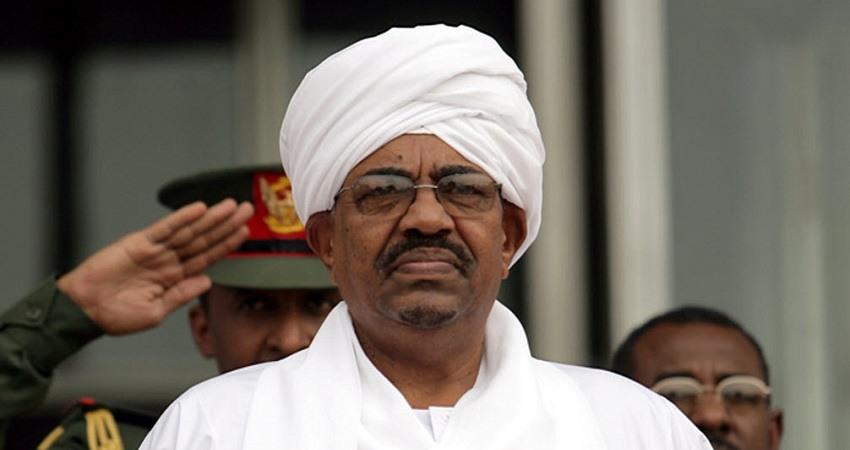 El ex presidente sudanes Omar al Bashir