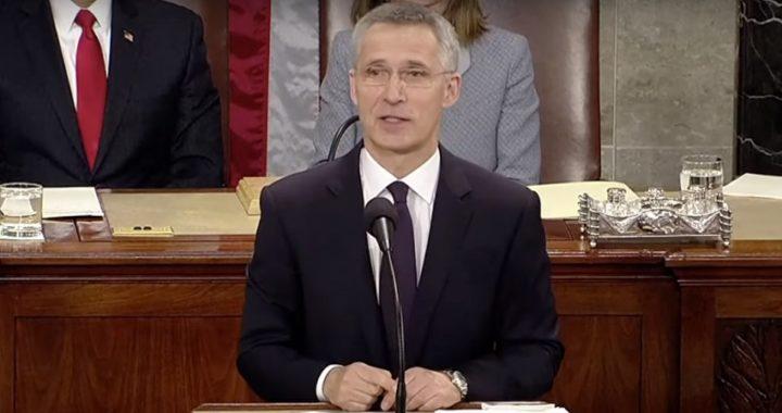 El jefe de la OTAN advierte sobre una 'Rusia más asertiva' en su discurso en el Congreso de EEUU