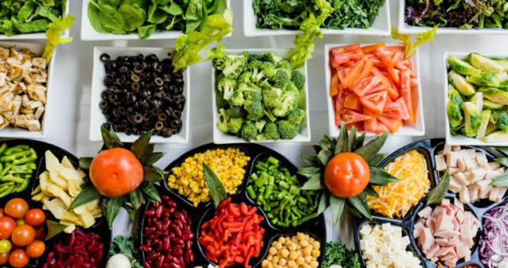 Real food: La última tendencia en alimentación sana
