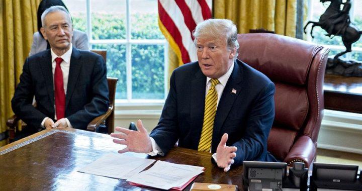 Trump se muestra optimista sobre el acuerdo comercial con China