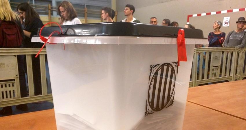 Una juez de Barcelona procesa a 30 altos cargos del Govern por el referendum ilegal del 1 O